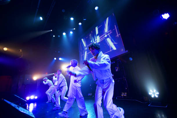 5月15日@TOKYO club asia Photo by  谷 峰登