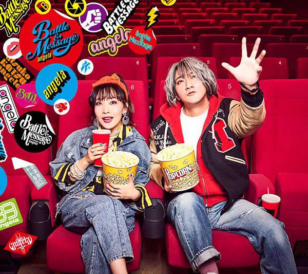 アルバム『Battle & Message』【初回限定盤】(CD+Blu-ray)