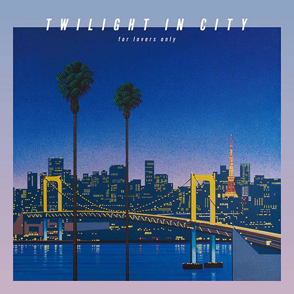 アルバム『TWILIGHT IN CITY ~for lovers only~』【初回生産限定盤】(CD+Blu-ray)