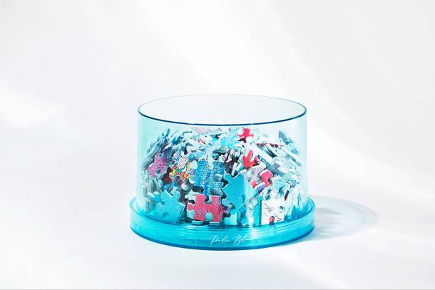 シングル「Pale Blue」【パズル盤(初回限定)】(パズル型ジャケット+CD)