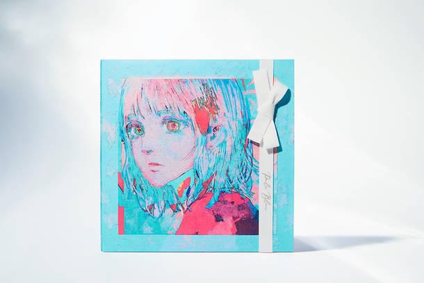 シングル「Pale Blue」【リボン盤(初回限定)】(7inch紙ジャケ+CD+DVD)