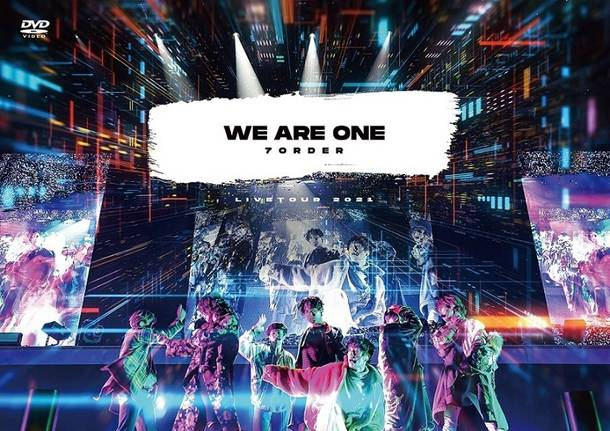 DVD&Blu-ray『WE ARE ONE』【DVD】(2DVD)