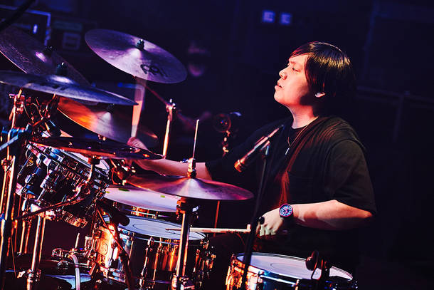 『LIVE STREAMING FROM TOKYO EPISODE Ⅲ ~THE SHAG STRIKES BACK~』2021年5月20日(木)@配信ライヴ(松浦千昇)(Photo by Keiko TANABE)