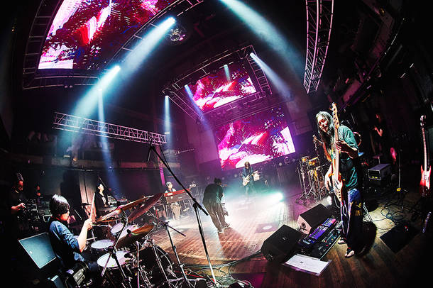 『LIVE STREAMING FROM TOKYO EPISODE Ⅲ ~THE SHAG STRIKES BACK~』2021年5月20日(木)@配信ライヴ(Photo by Keiko TANABE)