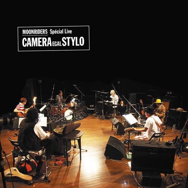 ムーンライダーズ『moonriders special live カメラ=万年筆』