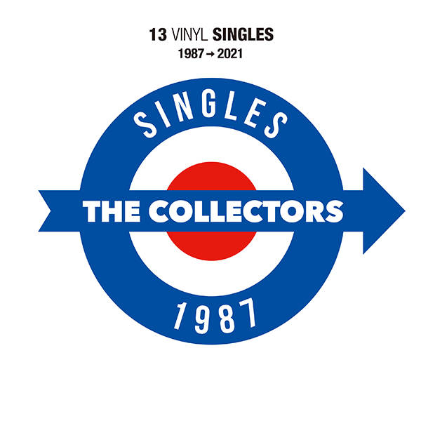 7inch BOX『13 VINYL SINGLES』