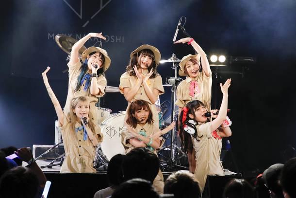 【バンドじゃないもん! MAXX NAKAYOSHI】 『「バンもん!BEST- 極仲良的世界」発売記念 実質無料ライブ』 2021年5月19日 at 新宿BLAZE