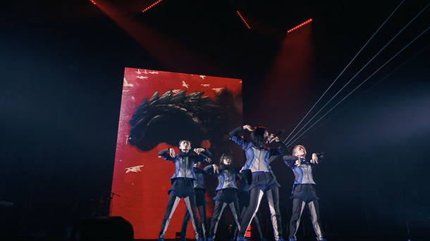 """「in case...」 [BiSH SPARKS """"This is not BiSH except BiSH"""" EPiSODE 4] @ 日本ガイシホール"""
