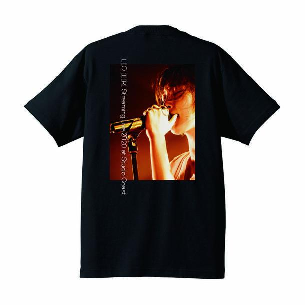 Blu-ray『LEO IEIRI Streaming Live 2020 at Studio Coast』【Blu-ray+Tシャツ】 ※Tシャツ