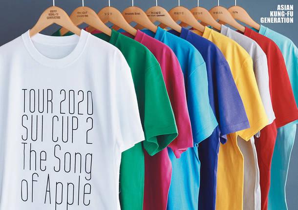 Blu-ray&DVD『映像作品集16巻 Tour 2020 酔杯2~The Song of Apple~』【2DVD】
