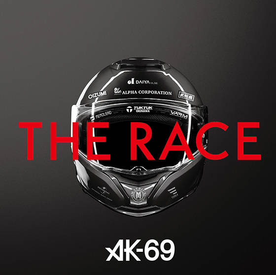 アルバム『The Race』【初回盤】(CD+DVD)
