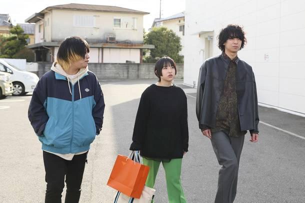 Hakubi(ドラマ出演シーン)