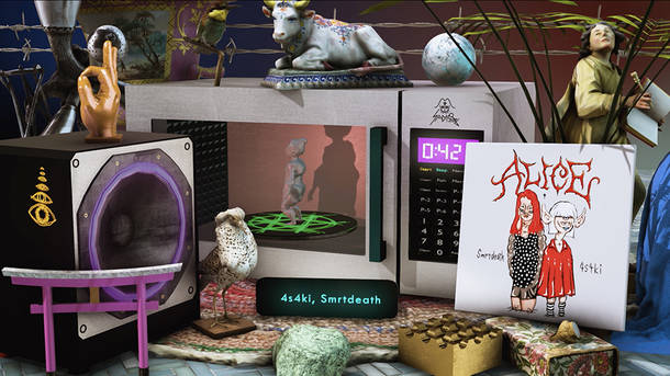 「ALICE feat. Smrtdeath」(44 seconds)