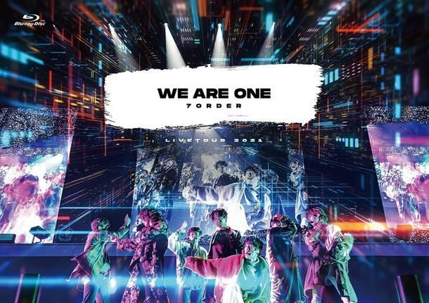 DVD&Blu-ray『WE ARE ONE』【Blu-ray】