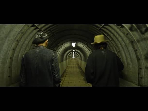 「Caravan / 光について featuring 山崎円城」リリックビデオ