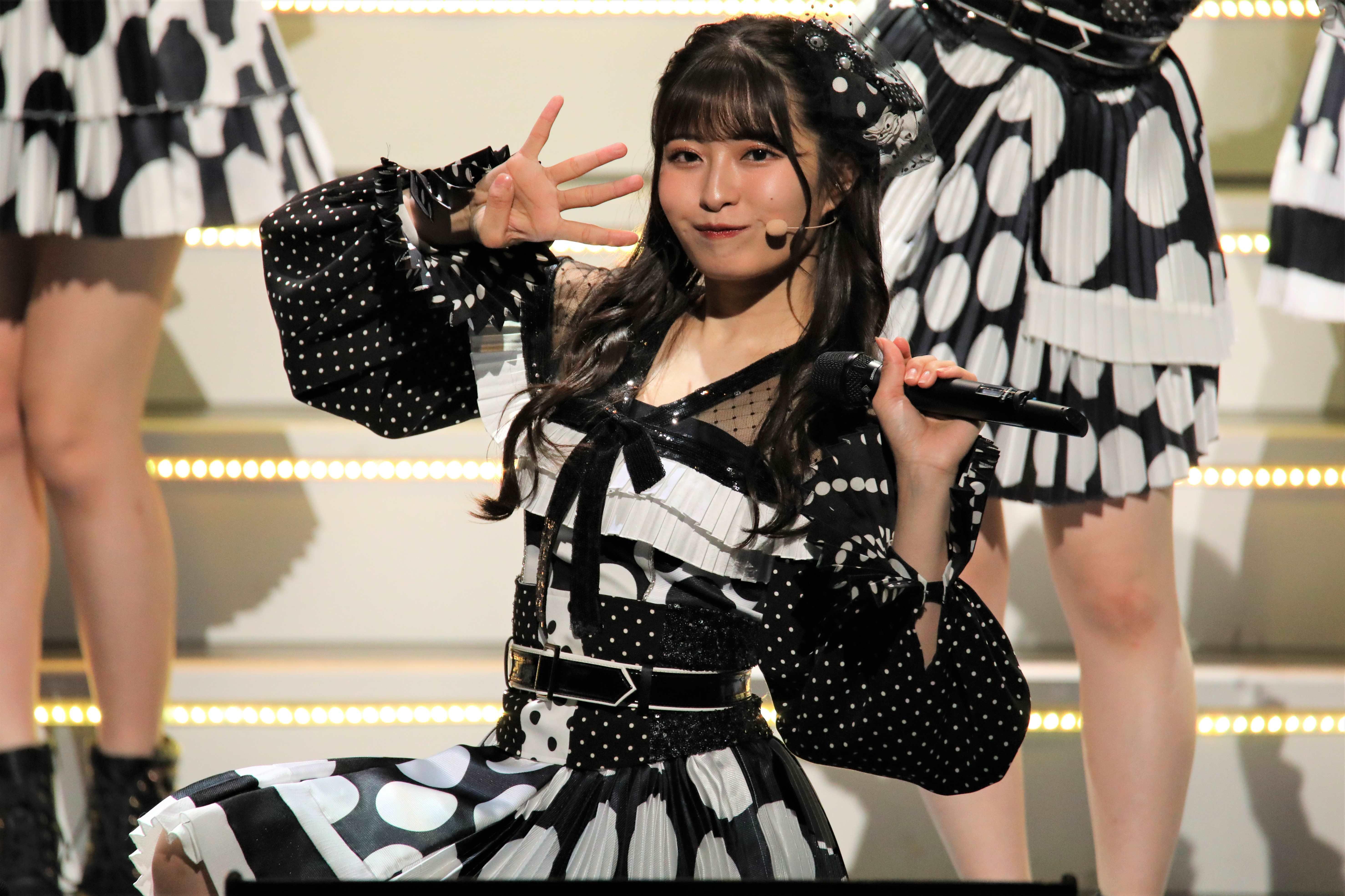 行天優莉奈 ©AKB48 THE AUDISHOW製作委員会 無断アップロード及び転送は一切禁止です。