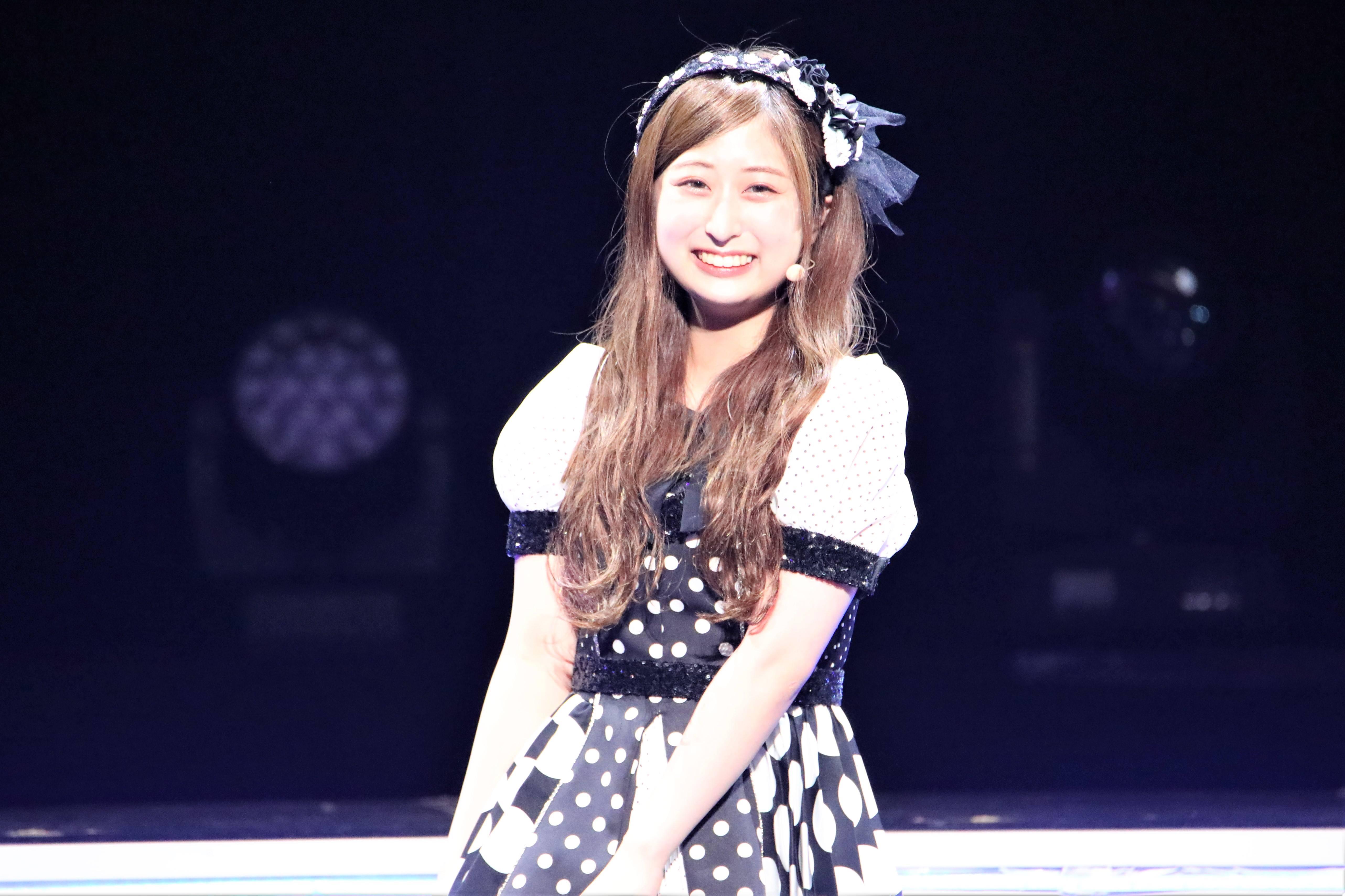 吉橋柚花 ©AKB48 THE AUDISHOW製作委員会 無断アップロード及び転送は一切禁止です。