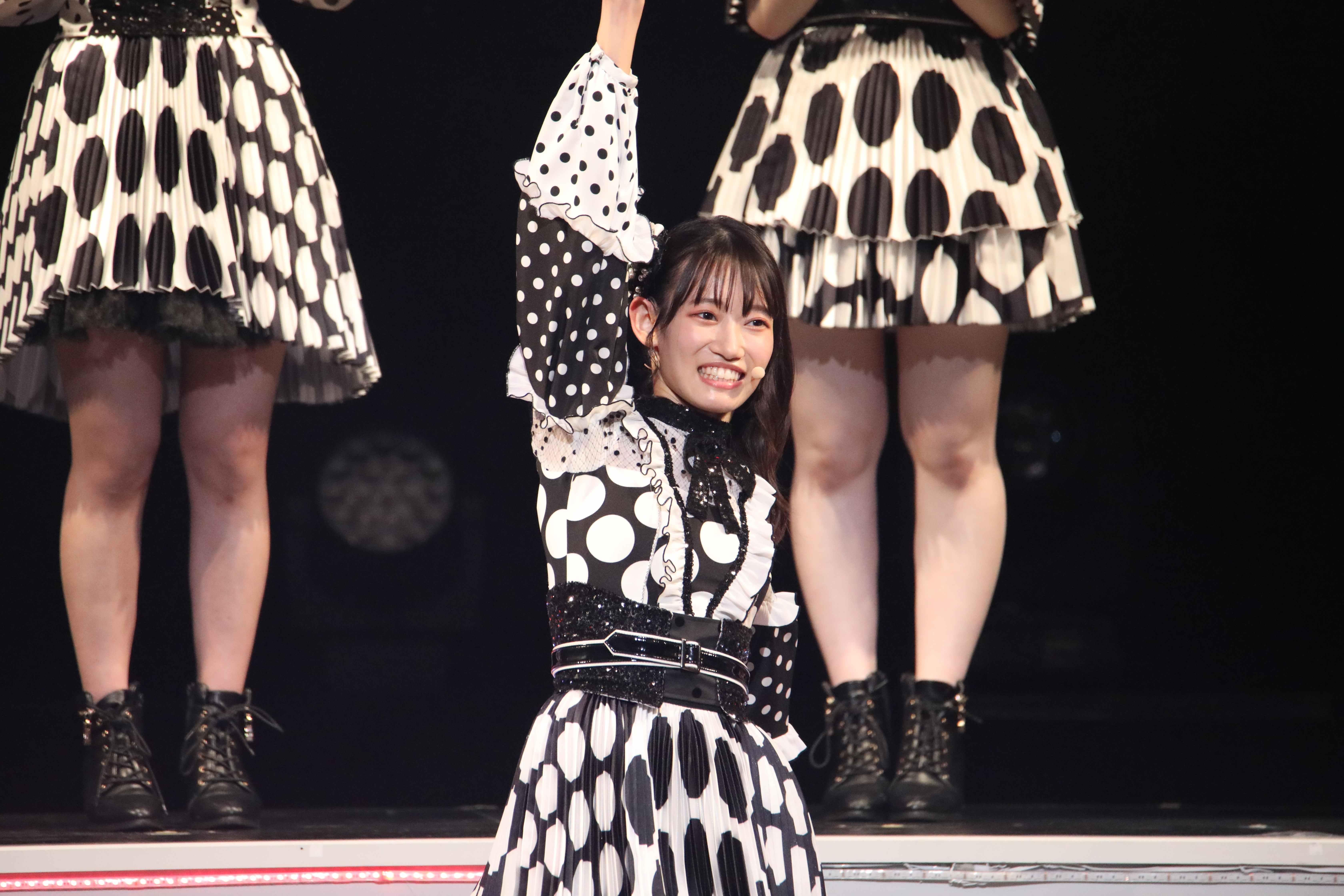 黒須遥香 ©AKB48 THE AUDISHOW製作委員会  無断アップロード及び転送は一切禁止です。