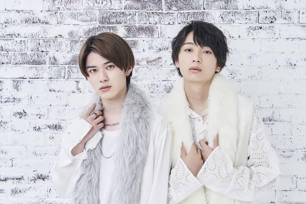 カップリング曲の楽曲選抜メンバー(写真左から:大西翼、冨田侑暉)