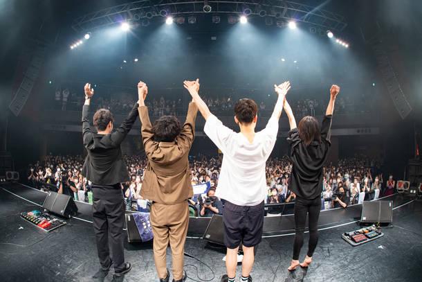 2021年6月8日 at TSUTAYA OーEAST(photo by 落合由夏)