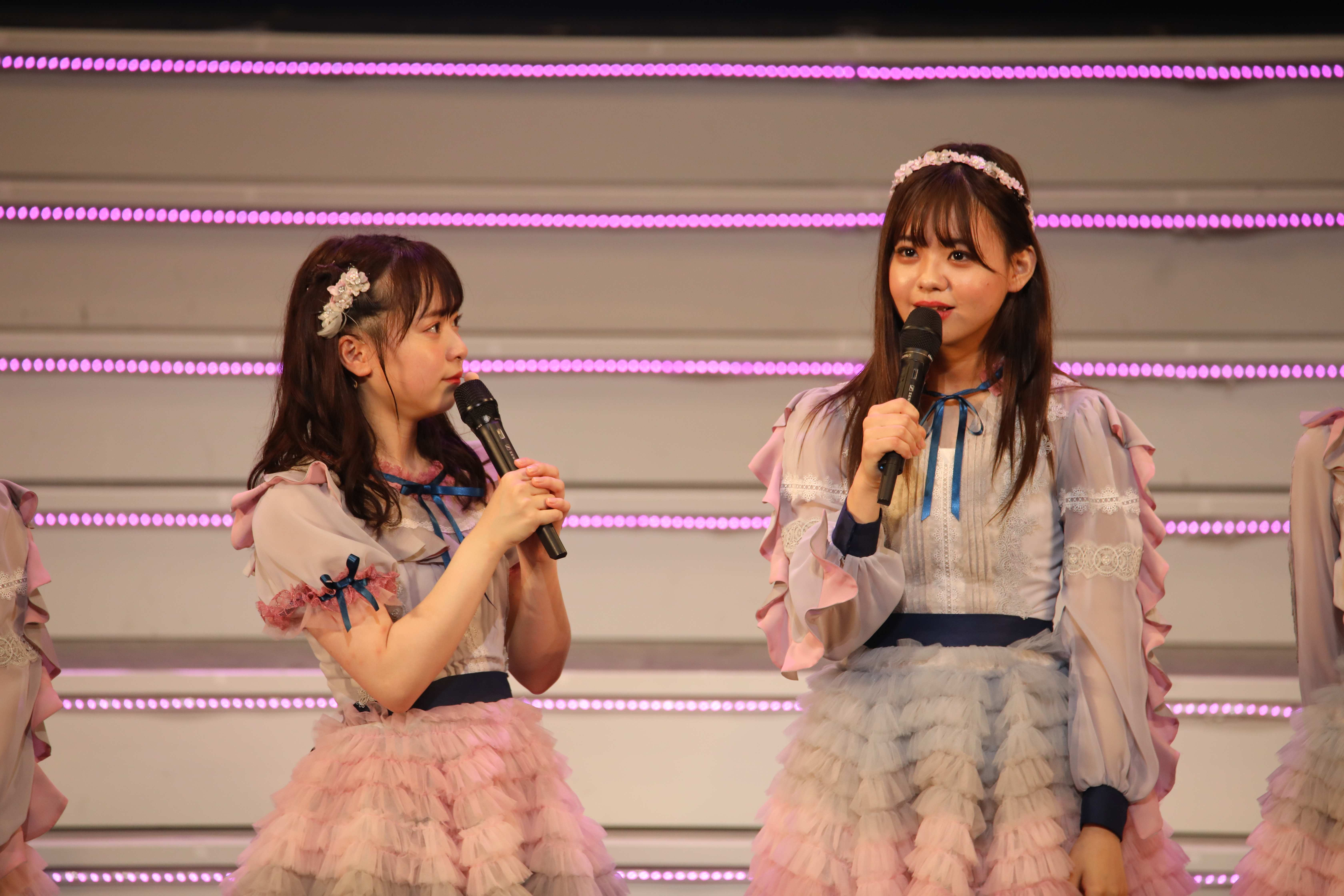 「たくさんのファンの方に見守られて歌うことができて幸せでした」 ©AKB48 THE AUDISHOW製作委員会 無断アップロード及び転送は一切禁止です。