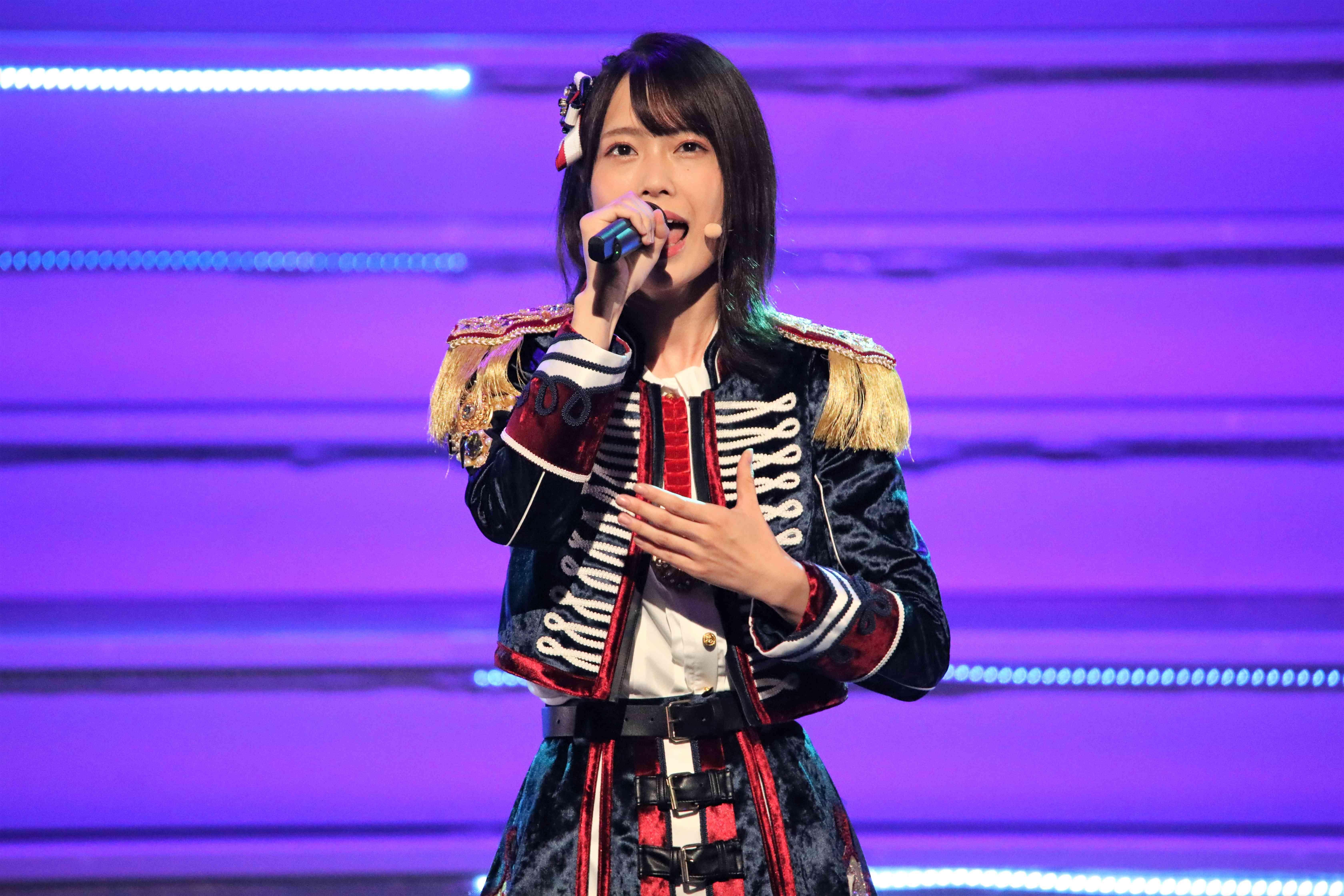 小田えりな「誰のことを一番 愛してる?」©AKB48 THE AUDISHOW製作委員会  無断アップロード及び転送は一切禁止です。