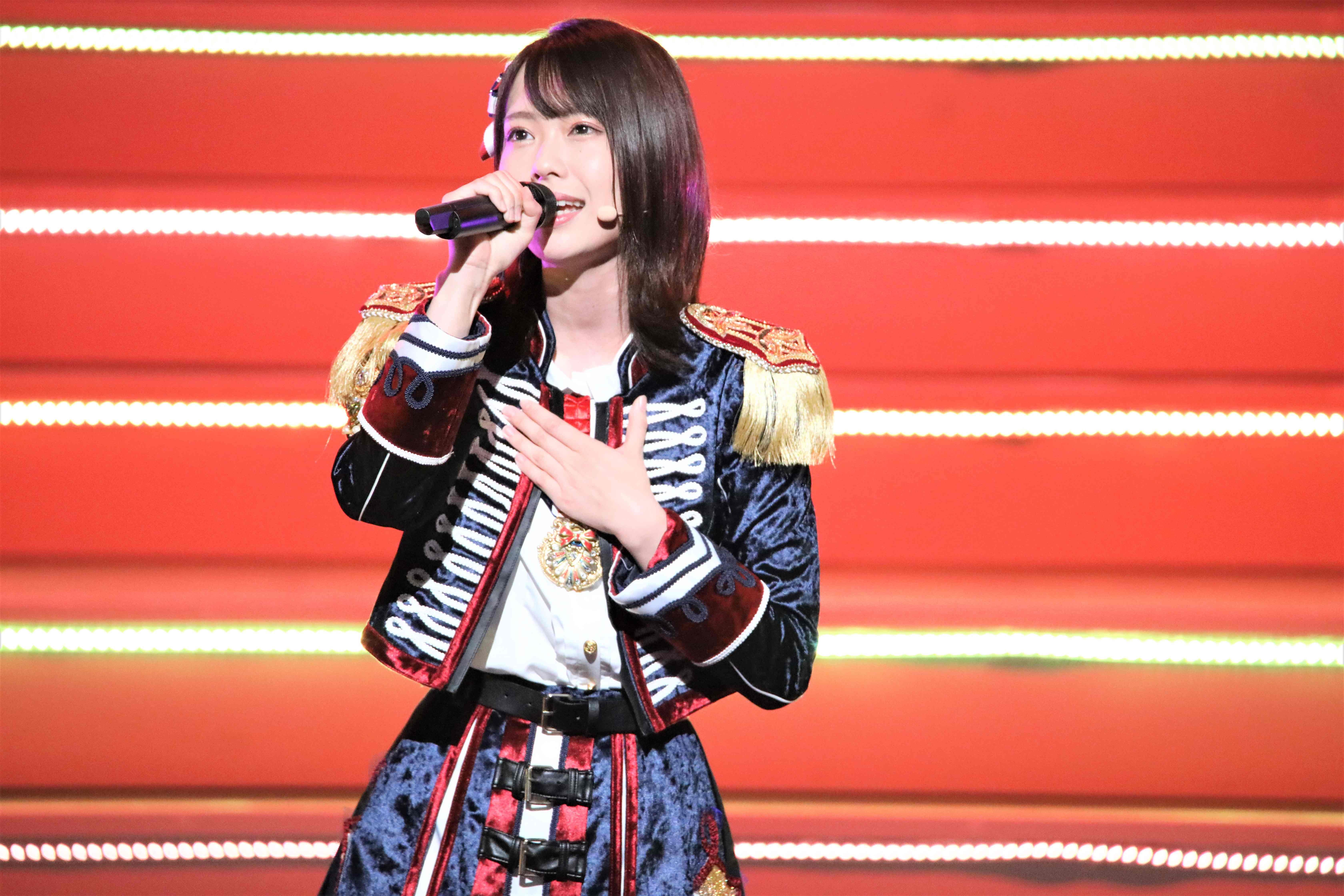 小田えりな「だから君が好きなのか」©AKB48 THE AUDISHOW製作委員会  無断アップロード及び転送は一切禁止です。