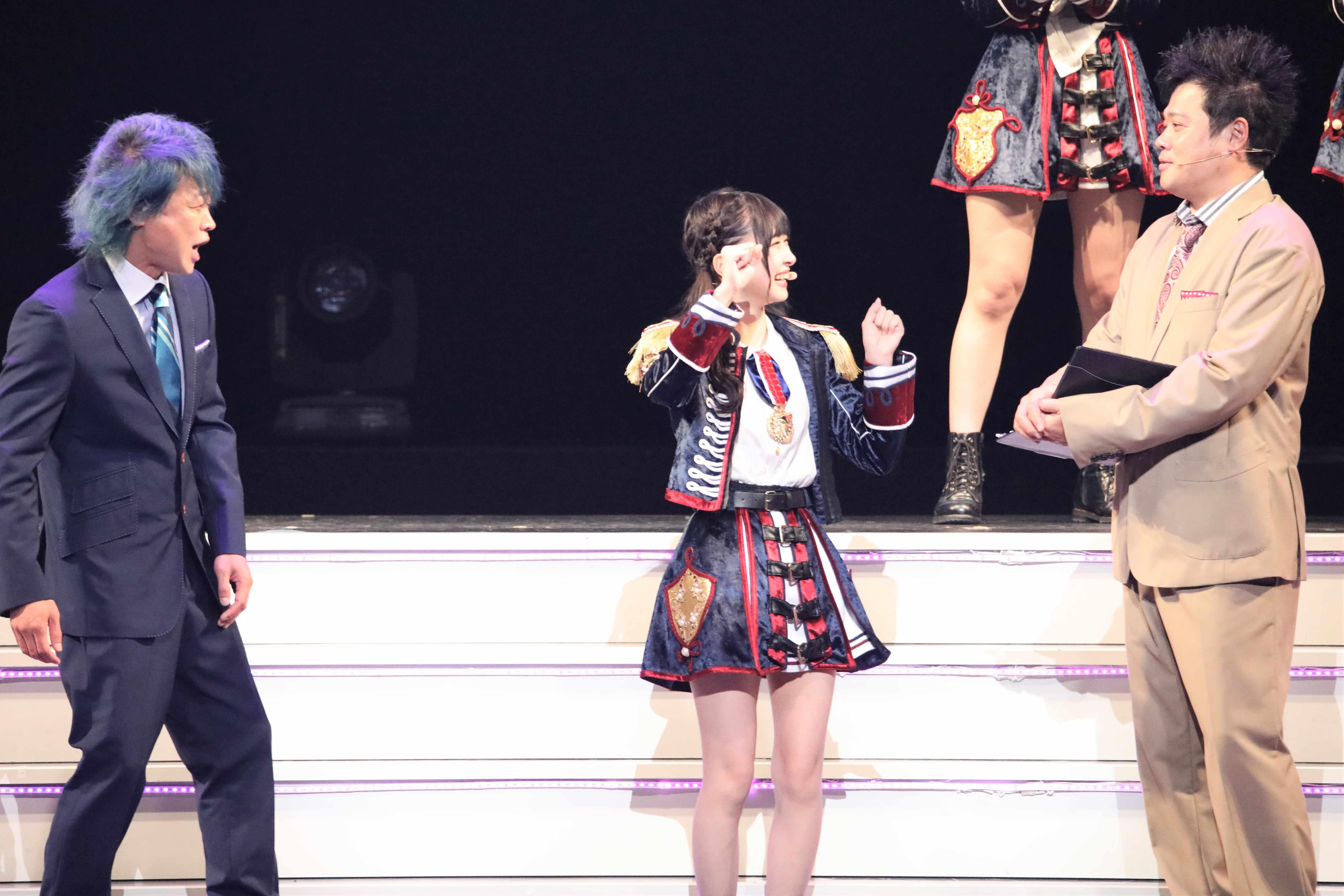 「買ってやるよ!」©AKB48 THE AUDISHOW製作委員会  無断アップロード及び転送は一切禁止です。
