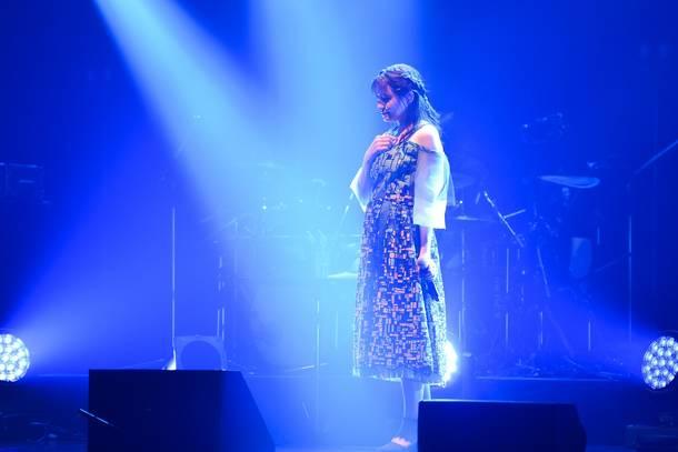 【中島愛 ライヴレポート】 『中島愛 Birthday Eve  Special Live ~green diary~』 2021年6月4日  at Zepp DiverCity TOKYO
