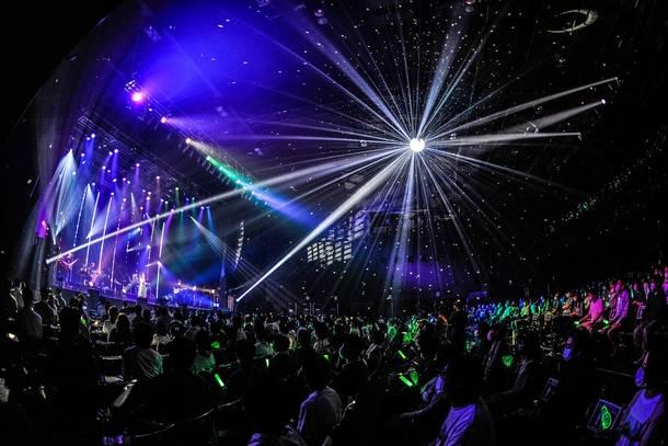 2021年6月4日 at Zepp DiverCity TOKYO