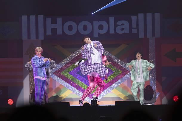 【超特急 ライヴレポート】 『BULLETTRAIN ARENA TOUR 2021  SPRING「Hoopla!」』 2021年6月4日  at ぴあアリーナMM