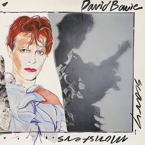「Ashes to Ashes」収録アルバム『Scary Monsters』/David Bowie