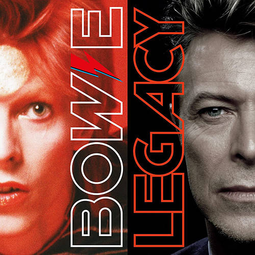 「Hallo Spaceboy (with the Pet Shop Boys)」収録アルバム『レガシー ~ザ・ヴェリー・ベスト・オブ・デヴィッド・ボウイ』/David Bowie