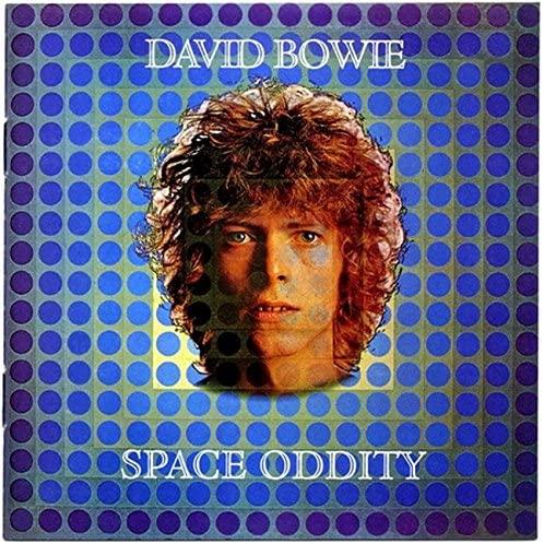「Space Oddity」収録アルバム『Space Oddity』/David Bowie