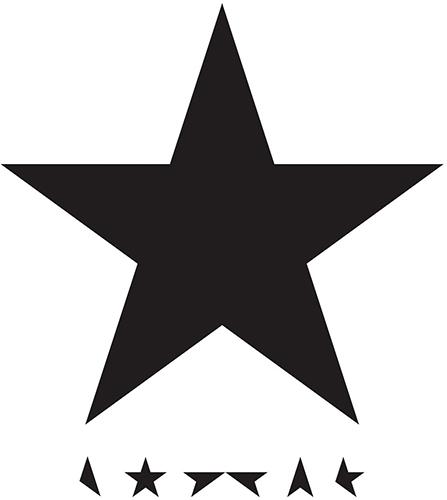 「Blackstar」収録アルバム『Blackstar』/David Bowie