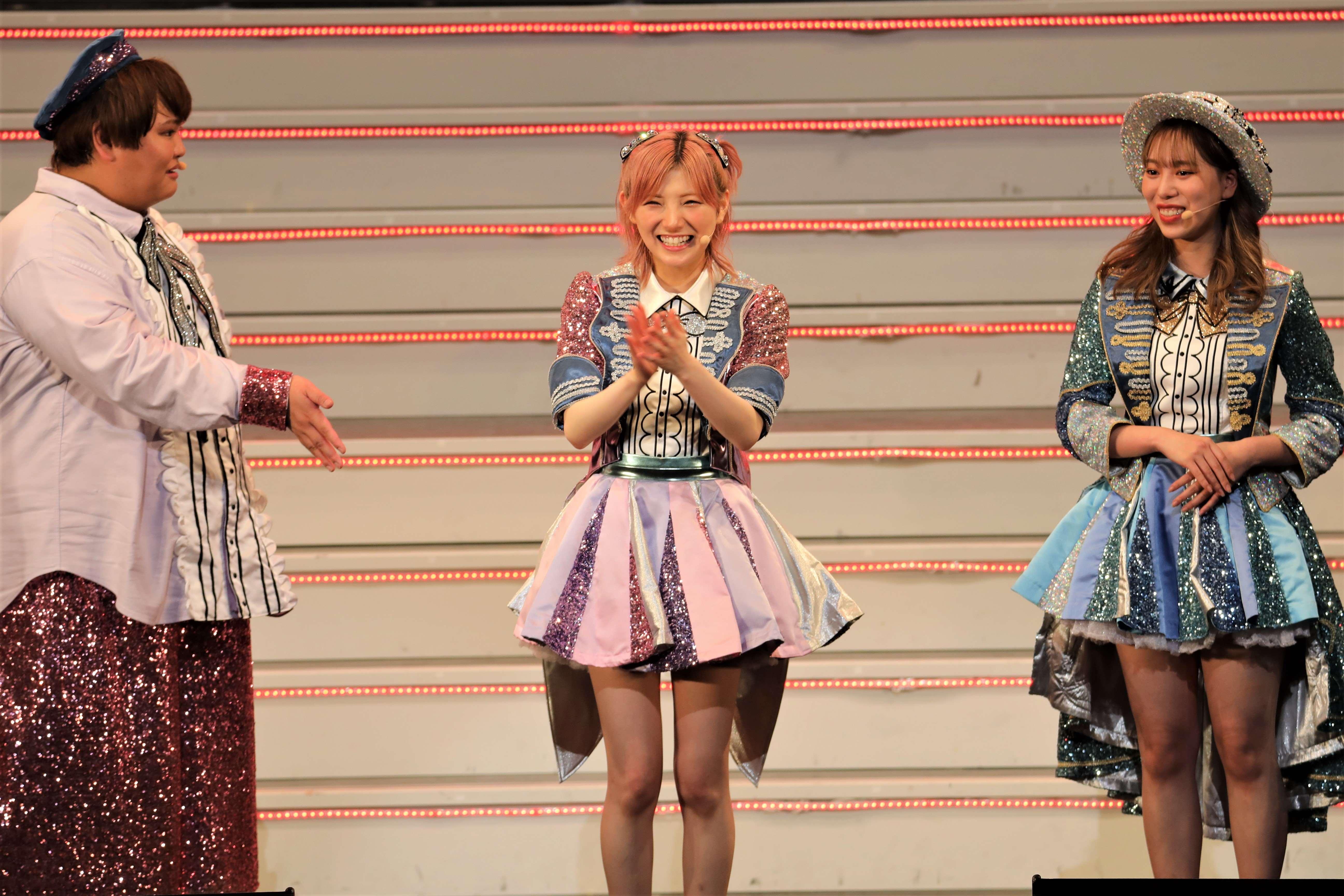 「今日、かっこいい髪型しておけばよかった」 ©AKB48 THE AUDISHOW製作委員会  無断アップロード及び転送は一切禁止です。