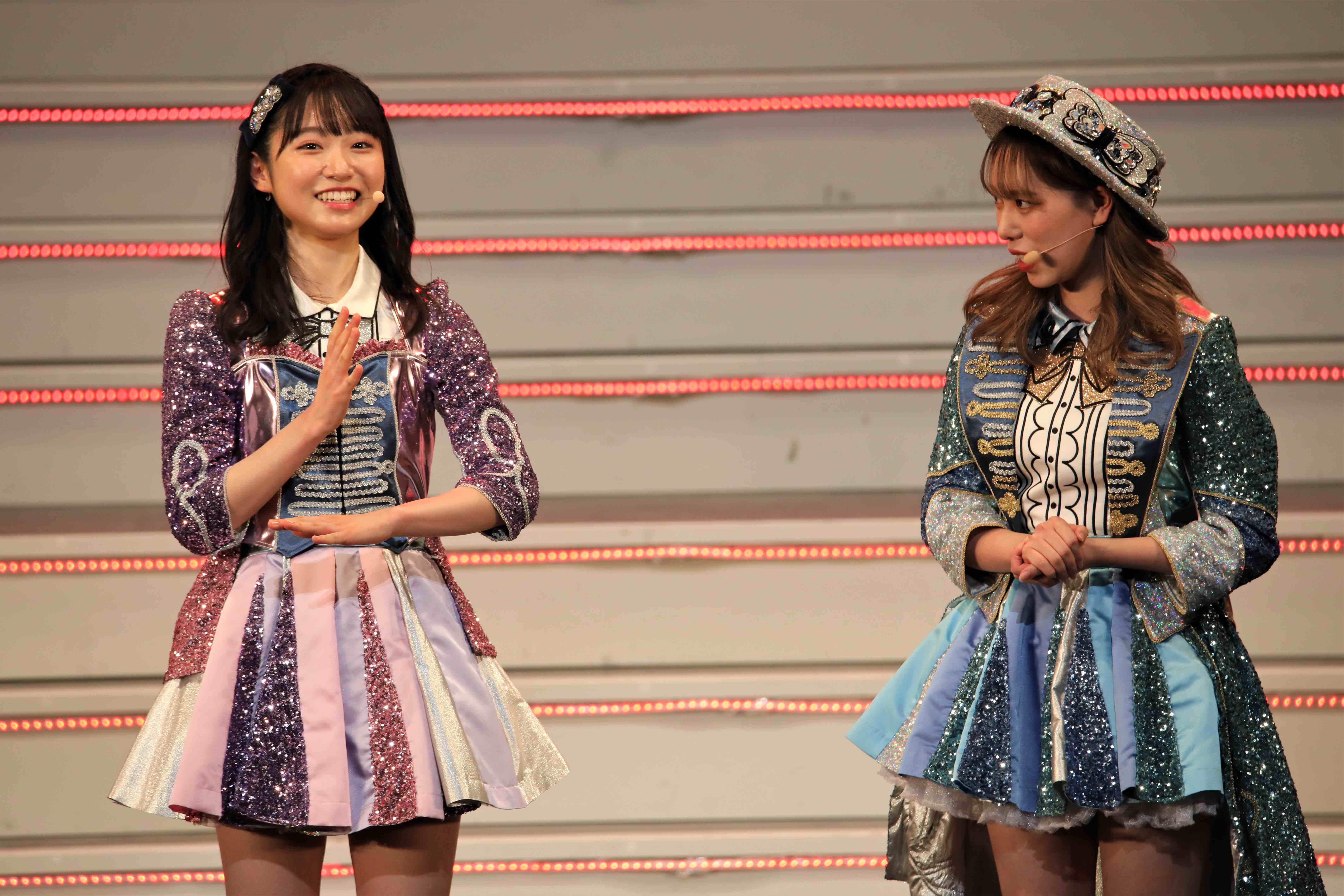 「ずっきー's キッチン」でサバを切るシーンを見せる山内 ©AKB48 THE AUDISHOW製作委員会  無断アップロード及び転送は一切禁止です。