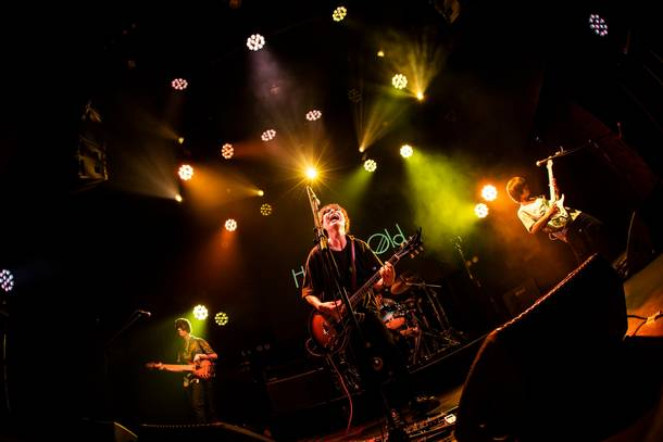【Half time Old ライヴレポート】 『Spring Tour 2021「半分古」』 2021年6月11日 at Veats Shibuya