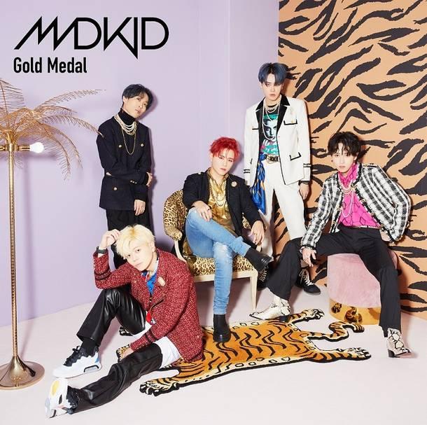 シングル「Gold Medal」【Type-A】(CD+DVD)