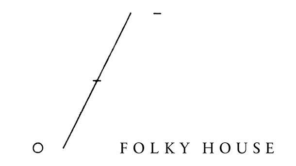 レーベル『FOLKY HOUSE』