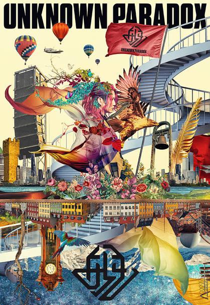 アルバム『UNKNOWN PARADOX』【FC盤】(CD+DVD)