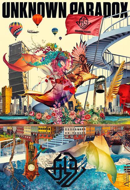 アルバム『UNKNOWN PARADOX』【FC盤】(CD+DVD+写真集+グッズ)