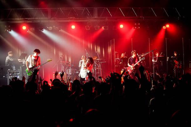 【THE BACK HORN ライヴレポート】 『「KYO-MEIストリングスツアー」 feat.リヴスコール』 2021年6月11日  at Zepp Haneda(TOKYO)