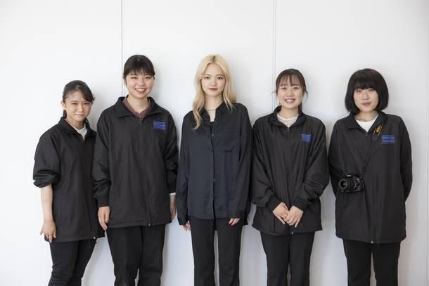 mihoro*× 日本工学院専門学校 蒲田校 コンサート・イベント科 学生