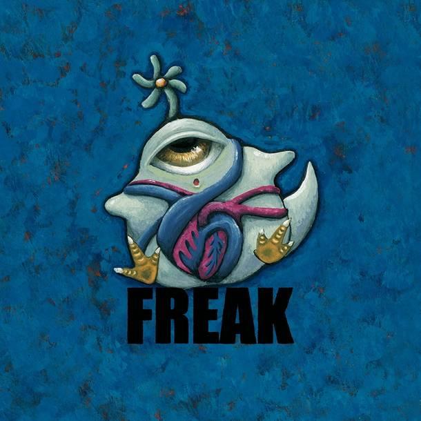 アルバム『FREAK』