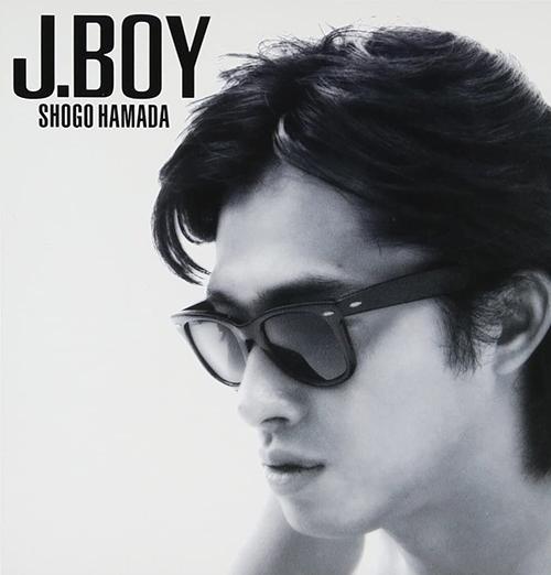 『J.BOY』('86)/浜田省吾