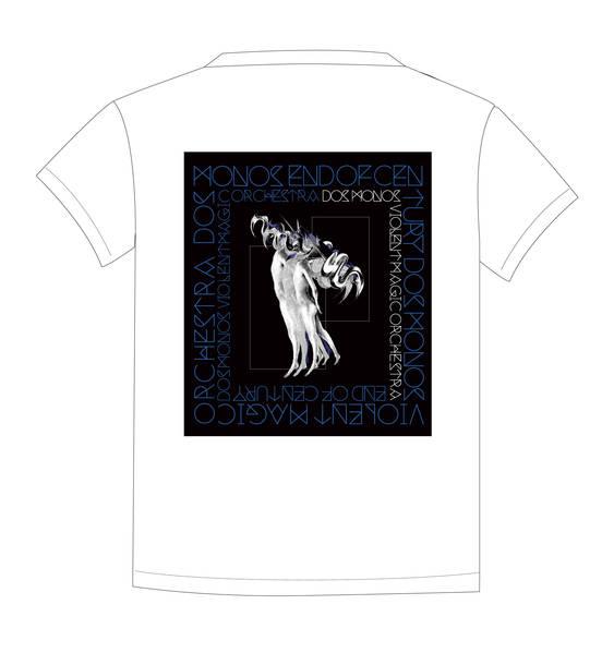 VMOとDos MonosのコラボTシャツ