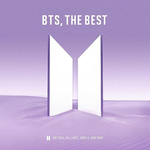「Dynamite」収録アルバム『BTS, THE BEST』/BTS