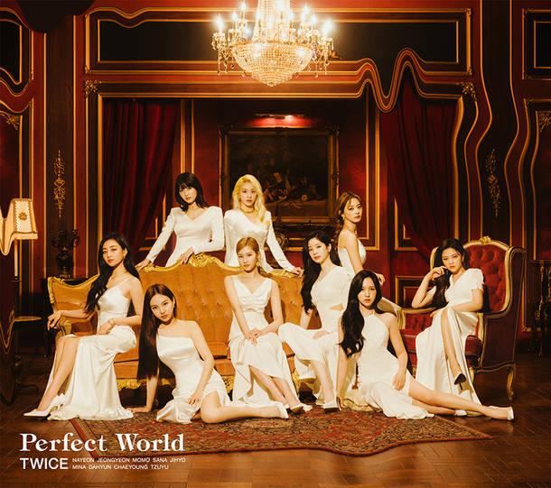 アルバム『Perfect World』【初回限定盤A】(CD+DVD)