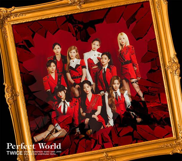アルバム『Perfect World』【初回限定盤B】(CD)